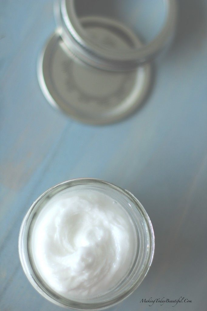 Whipped Coconut Oil Body Butter