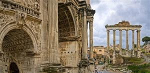 I was just there on vacation.| ? |  Temple of Saturn - Roman Forum  | by © pedro lastra  View...