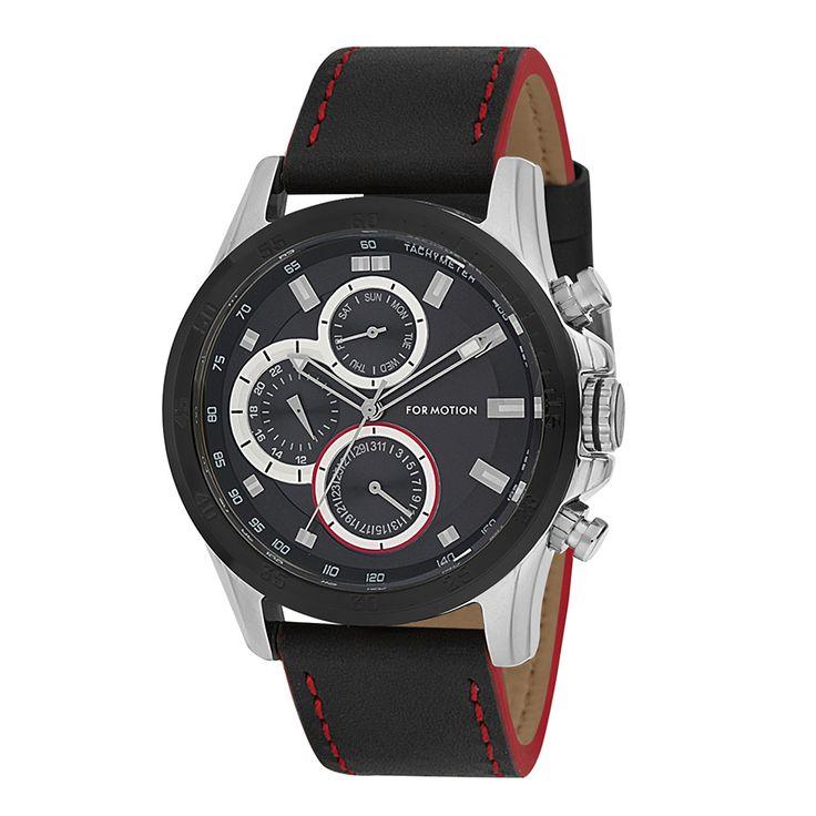 Ferrucci Siyah Erkek Kol Saati Fonksiyonlu Spor Deri Kayışlı, şimdi uygun fiyat ile modaekspres.com 'dan online satın alabilirsiniz.