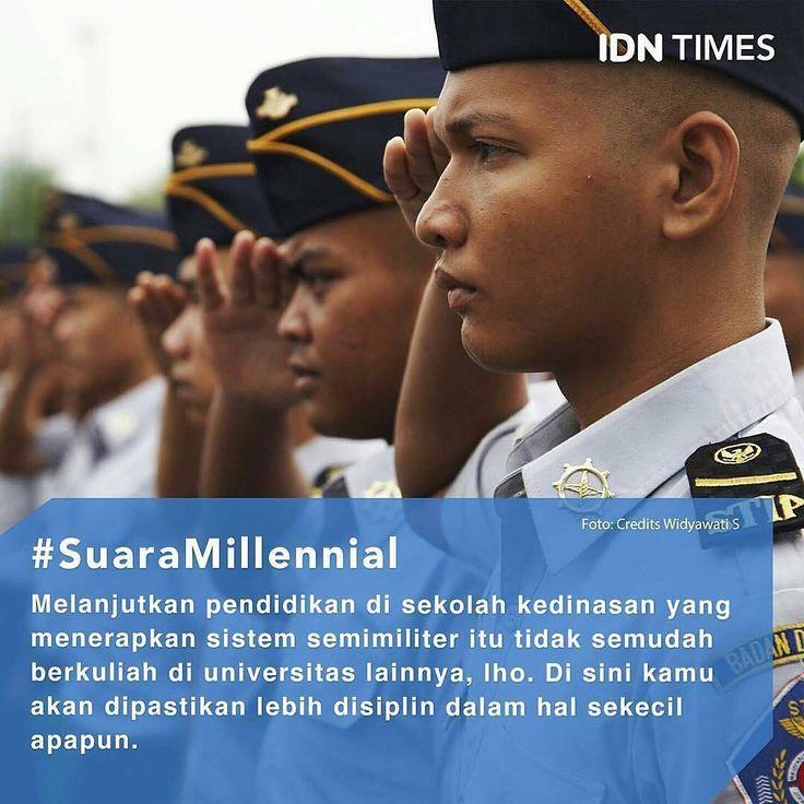 Sekolah kedinasan merupakan sebuah instansi atau jenjang pendidikan yang menerapkan sistem semimiliter. Banyak sekali sekolah kedinasan yang ada di Indonesia ini, contohnya seperti STMKG, STIS, STPDN, STTD, STIP dan masih banyak sekali. Memang terkesan menyeramkan, tapi ternyata banyak sekali hal-hal positif yang akan kamu rasakan bila menjalani pendidikan di sekolah kedinasan, yuk simak apa saja hal-hal tersebut! ----- Kamu akan menjadi lebih disiplin dalam hal sekecil apapun - Kamu akan…