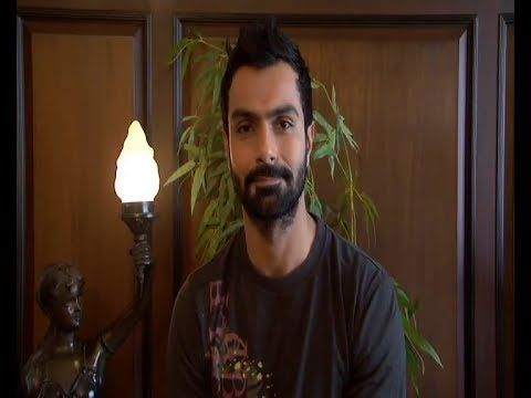 Ashmit Patel - FORTUNATE to work with Salman Khan in JAI HO.