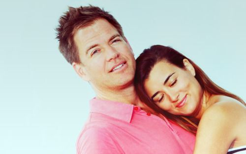 Cote De Pablo Michael Weatherly