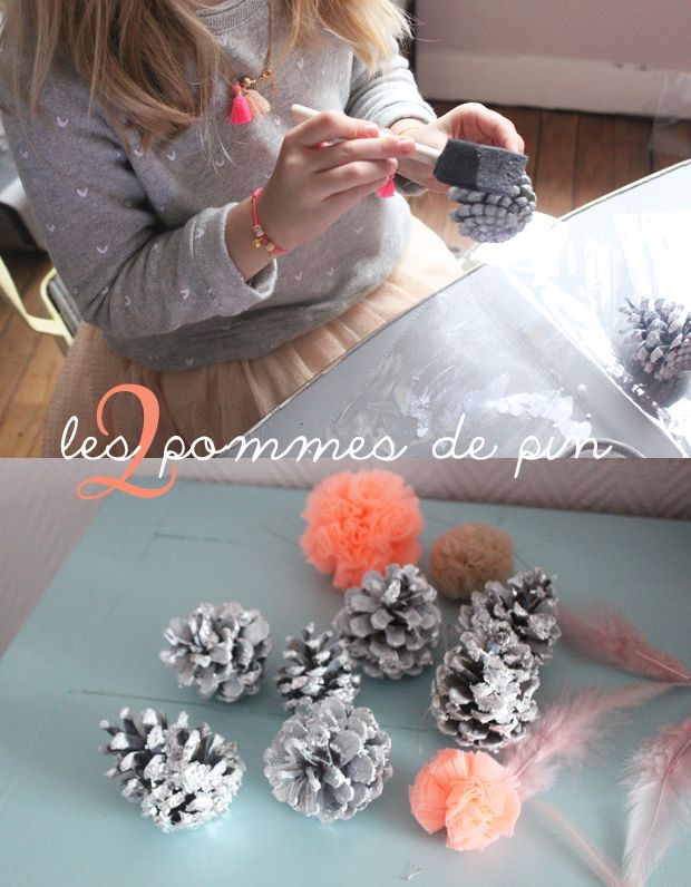 Diy : la guirlande girly
