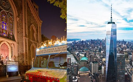 New York City Events May 2015 – Whitney Museum Opening, One World Observatory, Shakespeare in the Park and More / nycgo.com