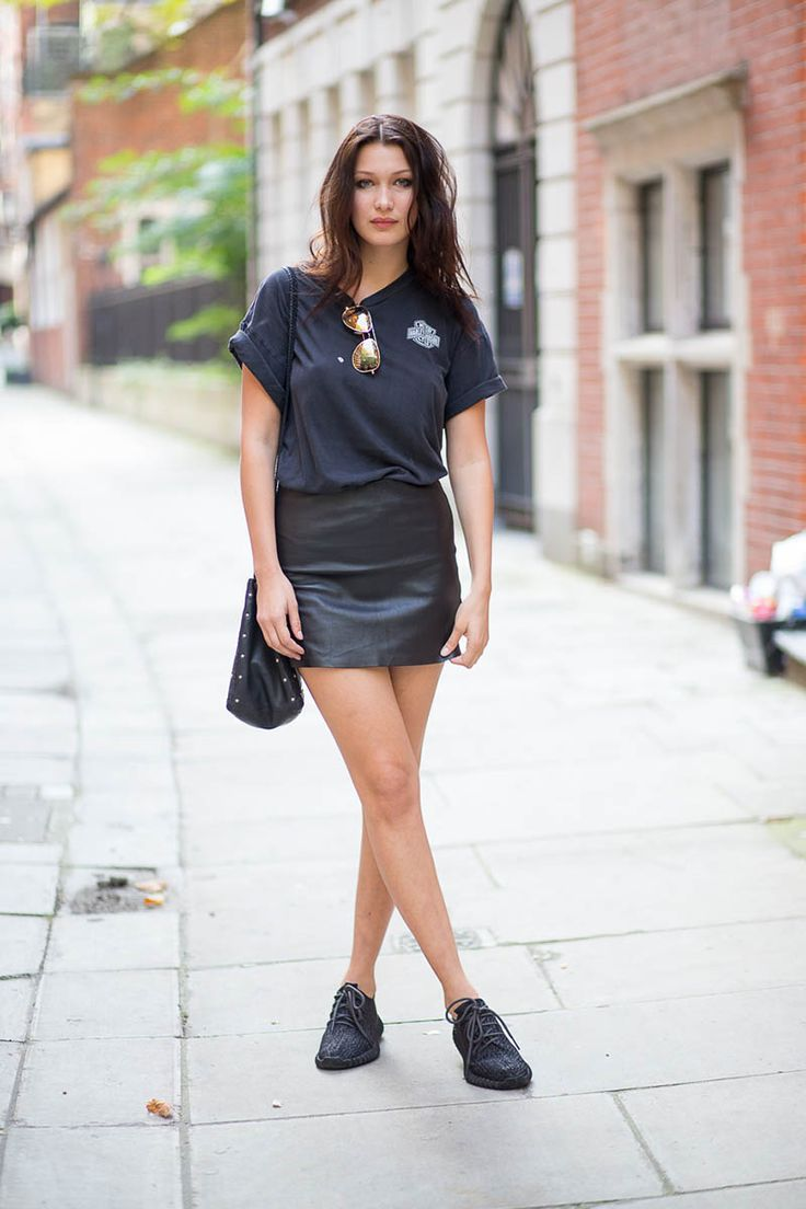 London Fashion Week The Best On The Street Style Scene Bella Hadid London Style And Style