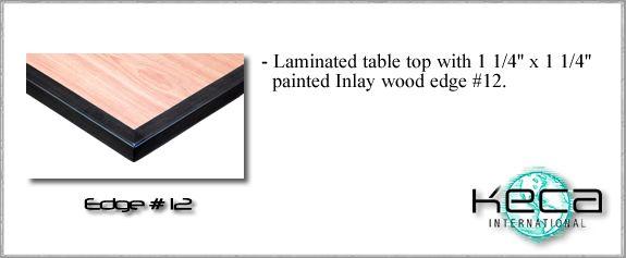 Table top EDGE 12