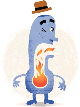 "Is heartburn caused by ""leaky esophagus""? Reflux isn't caused by having too much stomach acid, and acid-supressing drugs miss the mark when it comes to treatment 