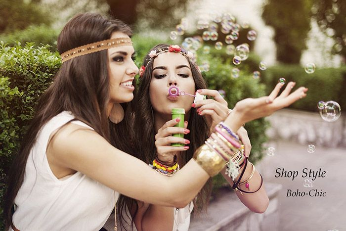 What does it mean to dress boho-chic? Tell me how to dress like a Bohemian | Unique, Vintage, Boho Chic Jewelry
