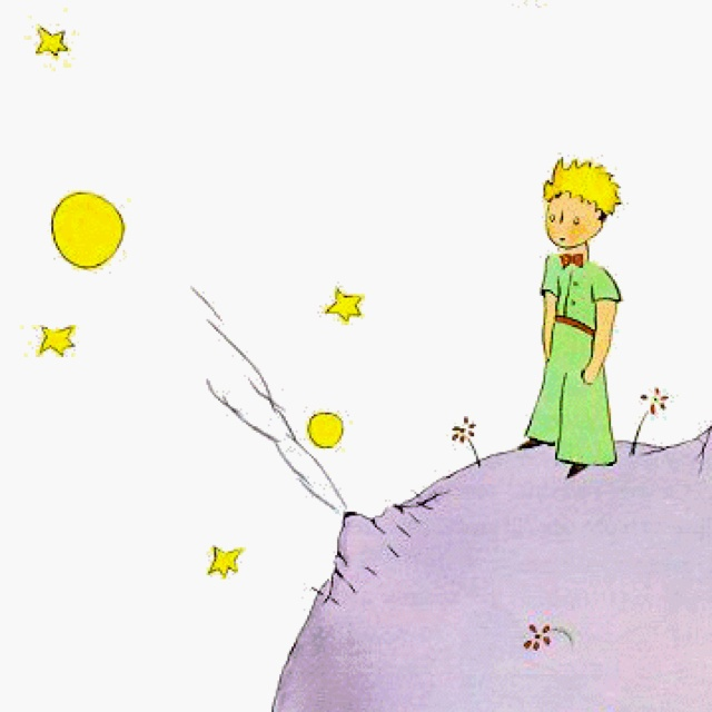 The Little Prince. Bogen over dem alle!