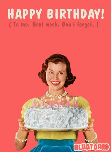 Funny Meme Birthday Wishes : Best it s your birthday images on pinterest