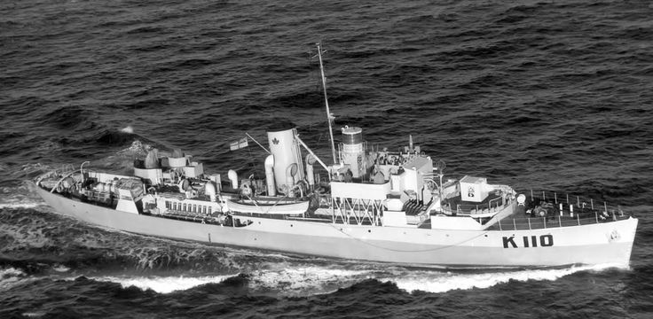 HMCS Shediac was a Flower-class corvette of the Royal Canadian Navy during the Second World War.