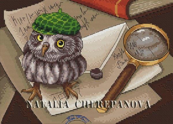 (22) Gallery.ru / Фото #69 - Платные схемы. - nata0179