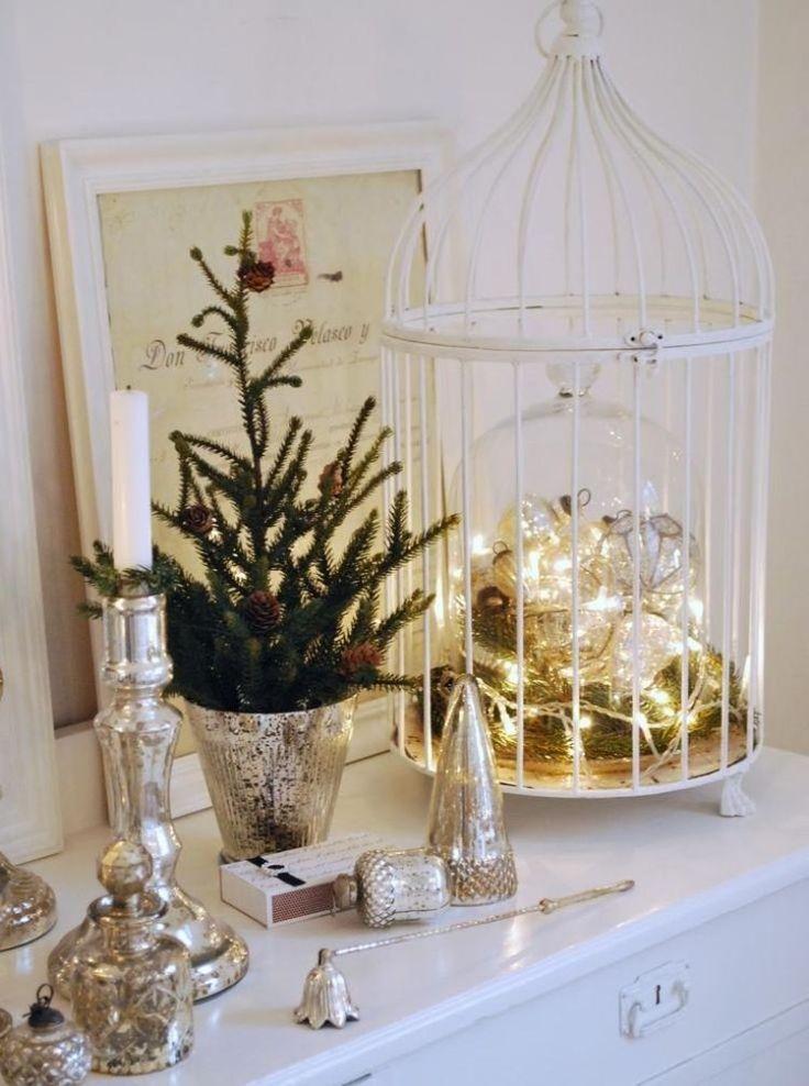 Die besten 25+ Silberne vasen Ideen auf Pinterest Silber - wohnzimmer deko weihnachten