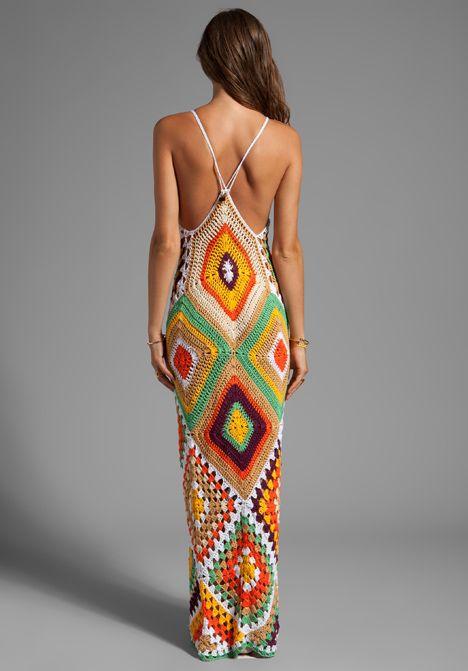 Why didn't Grandma crochet things like this?