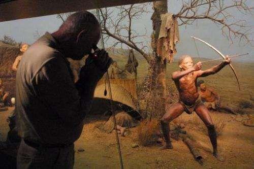 Warfare was uncommon among hunter-gatherers: study