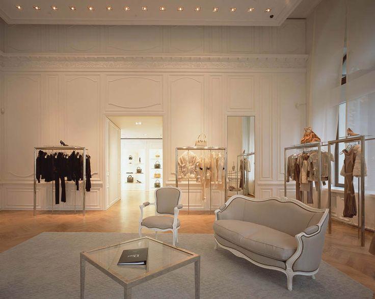 Dior, салон высокой моды. Позвольте себе лучший дизайн www.projectline.ru