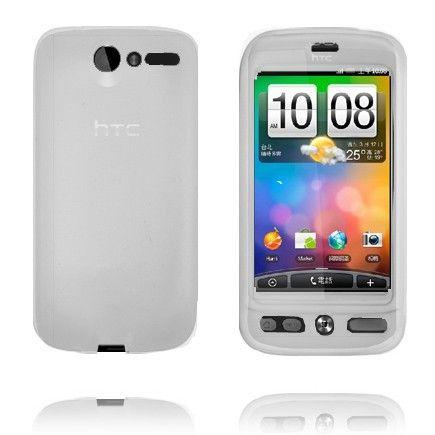 Soft Shell (Hvit) HTC Desire G7 Deksel