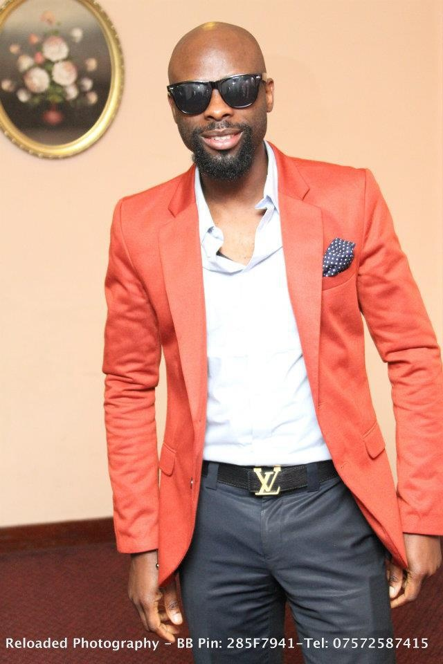 nice color on a dark man..: Style, Outfit, Orange Jacket, Orange Blazer, Nice Colors