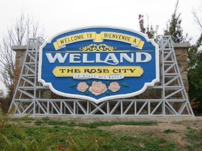 Home of Welland