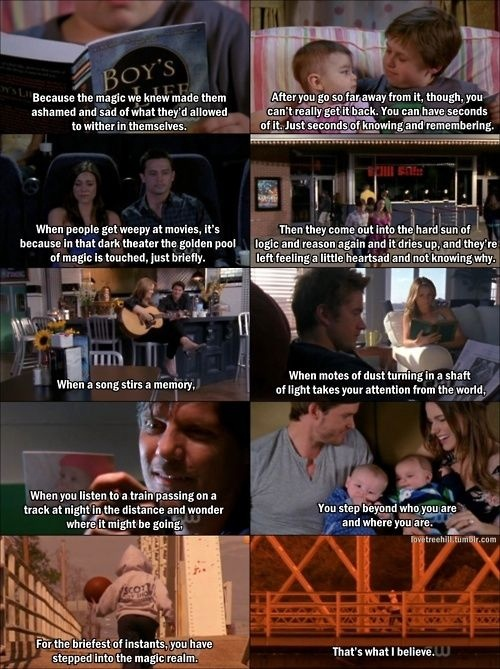 One Tree Hill  <3Onetre Hills, Trees Hills, Oth Quotes, Onetr Hills, Onetreehill