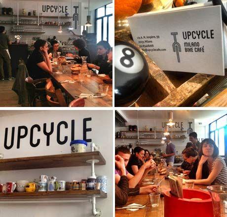 Uscire - Upcycle Bike Cafe