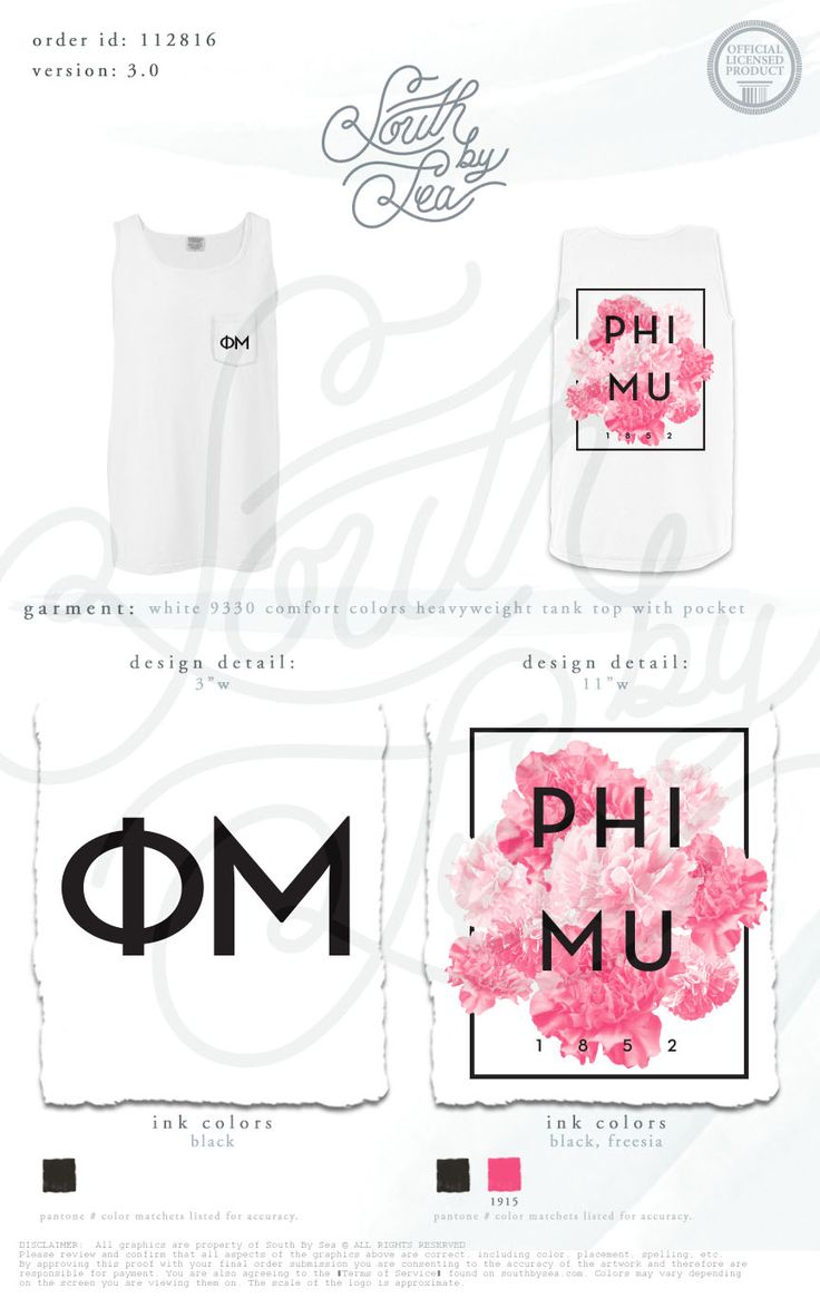 Phi Mu | Floral Design | Sisterhood | Recruitment | Bid Day | South by Sea…