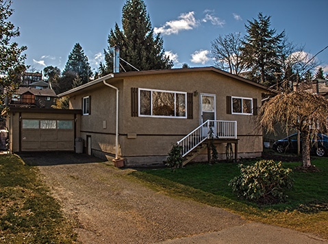 331 Poplar Street Nanaimo Home for sold in multiple offers.