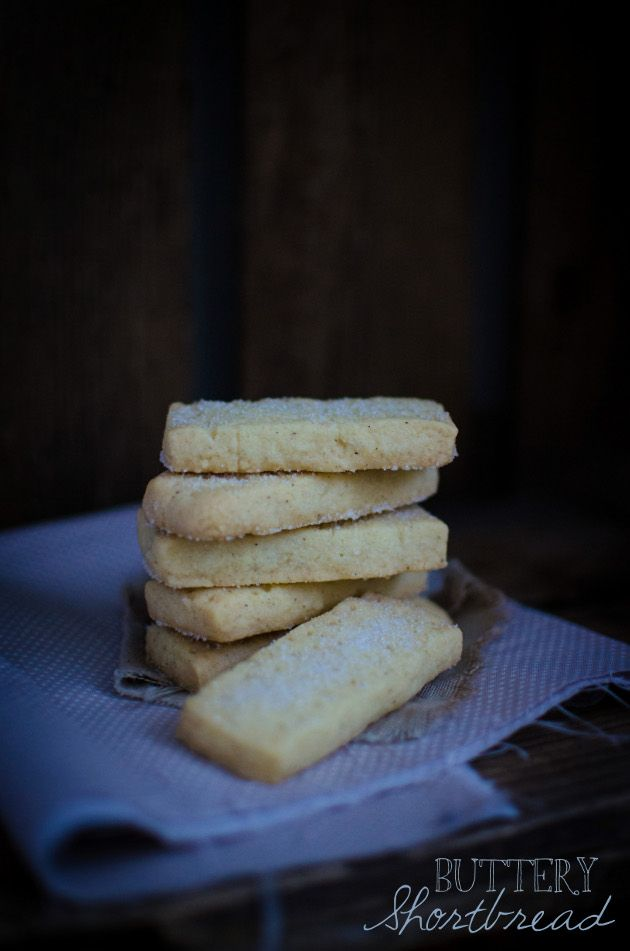 Louise´s Spis: Fabulous Buttery Shortbread (Underbara Shortbreads...
