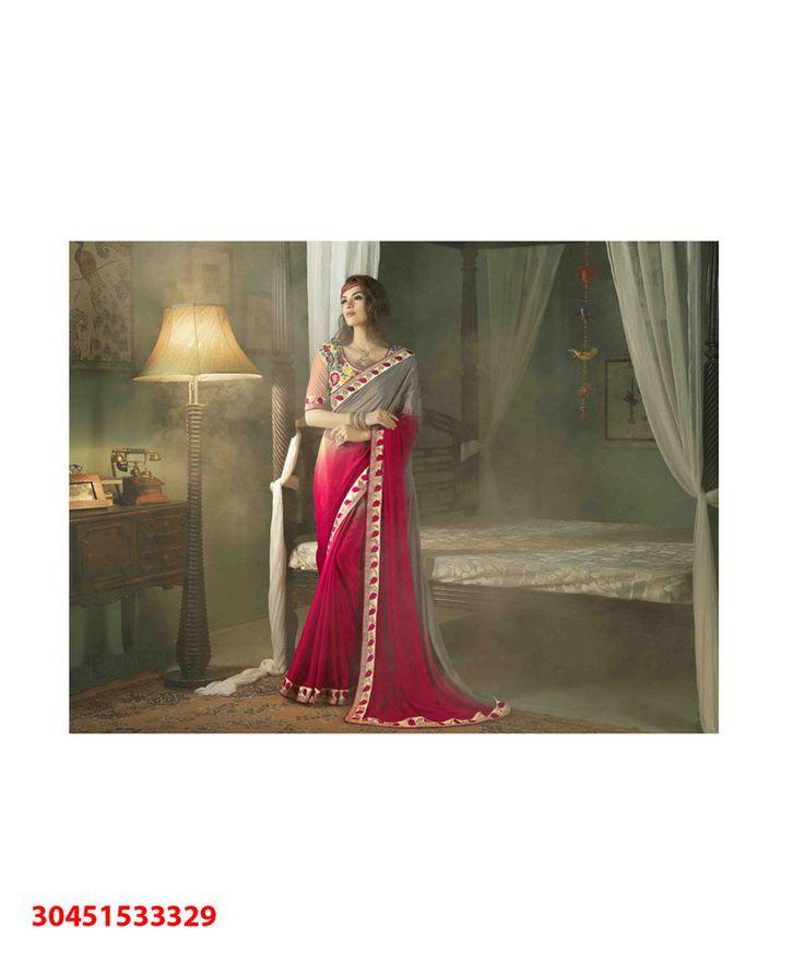 Surat Saree Exporter Party Collection