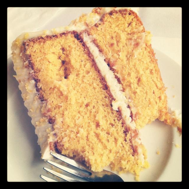 Brick Street Cafe Sweet Potato Cake Recipe