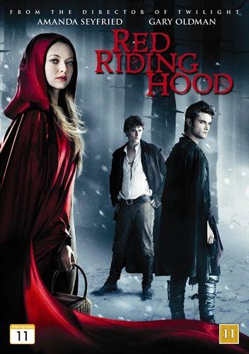 """Folksagan """"Rödluvan"""" blir här en övernaturlig romantisk thriller i regi av Catherine Hardwicke, regissören bakom braksuccén """"Twilight"""" 59 Kr"""