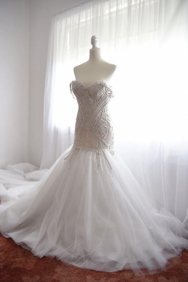 Quality Knock Off Wedding Dresses Evening Gown Replicas Bridal