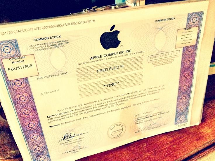 Azione Apple