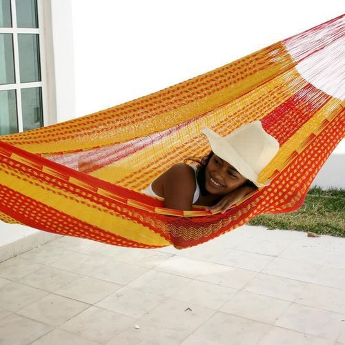 Matrimonial Mayan Hammock - Tequilla