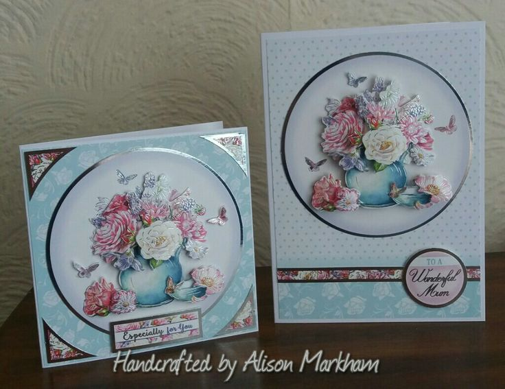 Hunkydory Fabulous Floral Decolarge
