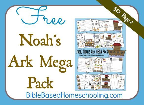 {FREE} Noah's Ark Mega Pack
