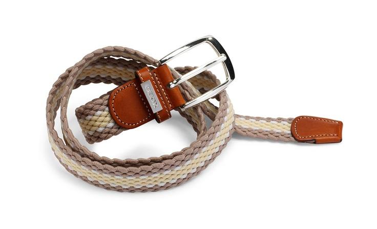#Cinturón de #moda de #Geox