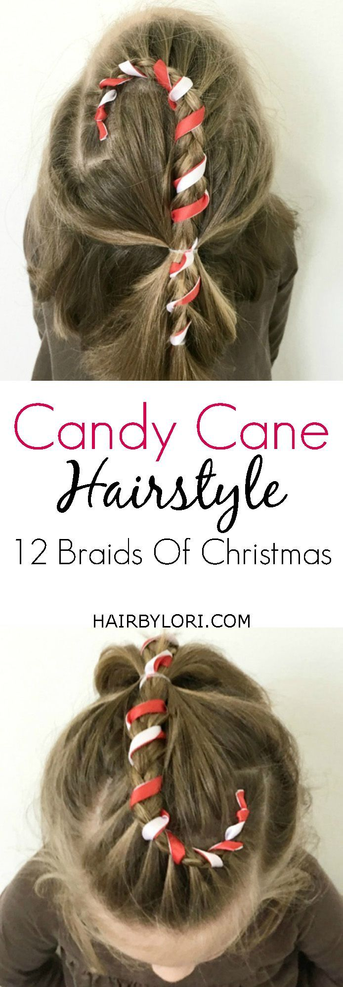 124 best christmas hairstyles images on pinterest | christmas