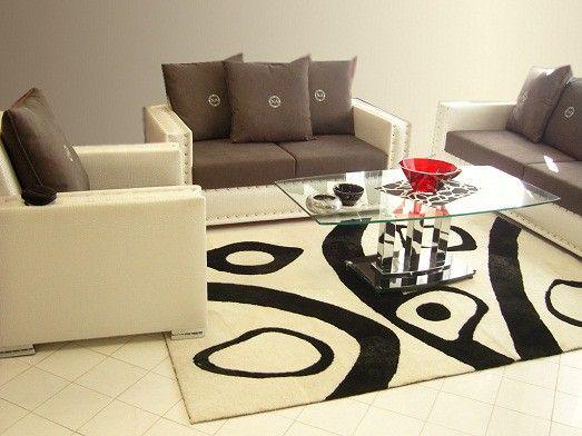 Как можно использовать ковры в интерьере?
