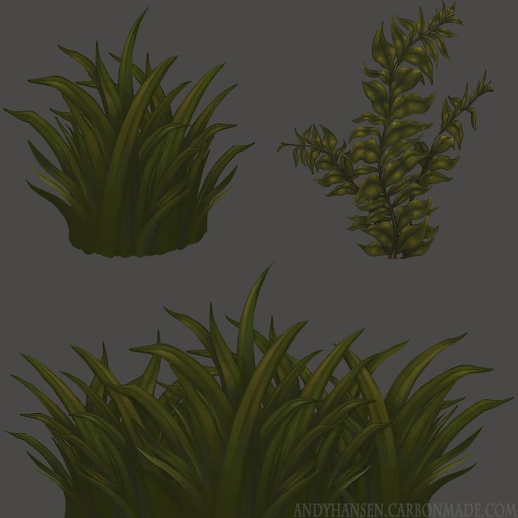 ArtStation - Foliage, Andy Hansen