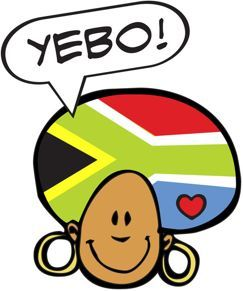 Yebo! The isiZulu word for 'yes'. Used for agreement or approval. (Image: Tori Stowe/ southafrica.info)
