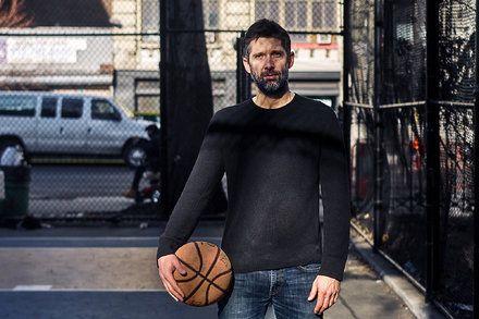 Filmmaker Bart Freundlich on Shooting Hoops at 47