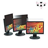 19 Anti-Glare Privacy Filter for Widescreen (16:10) Desktop LCD Monitor 408mm (W) x 255mm (H)