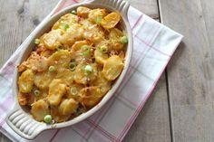 Zin in een ovenschotel? Probeer dan eens dit recept voor een Italiaanse ovenschotel met onder andere groenten, gehakt en aardappelschijfjes, super simpel!