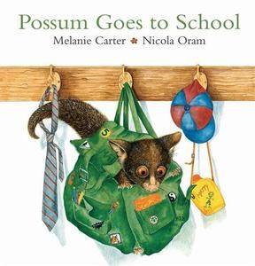 Possum Goes to School is a great book for young children