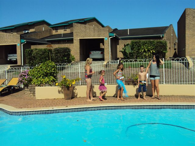 Club Hacienda is approximately 112 km from Durban. Consisting of 17 duplex apartments, Club Hacienda is perfectly placed to enjoy the best that the South Coast has to offer, and is just a short walk from Shelly Beach Shopping Centre. Here you can sit back and relax or enjoy a host of nearby activities.  Onsite features include a daily entertainment programme, outdoor chess set, adventure golf, swimming pool and playground. Each morning you can watch the ski-boats launch for a day of fishing…