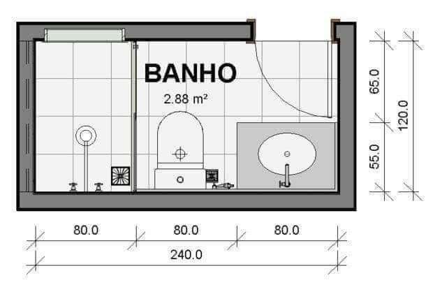 Pin De Banner Roy Trujillo Cruz En Normes Archi Planos De Banos