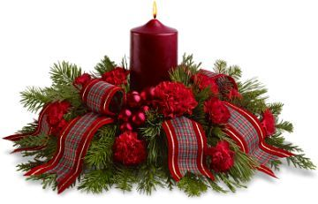 Christmas Flower Arrangements | Robert Spencer Flower Design Christmas_flowers