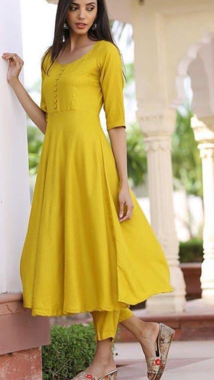 2f4f40cce2 Beautiful Kurti. | Kurtis (2) in 2019 | Indian designer wear ...
