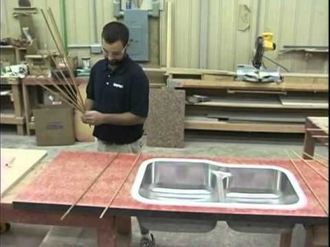 Yes, laminate countertops love undermount sinks